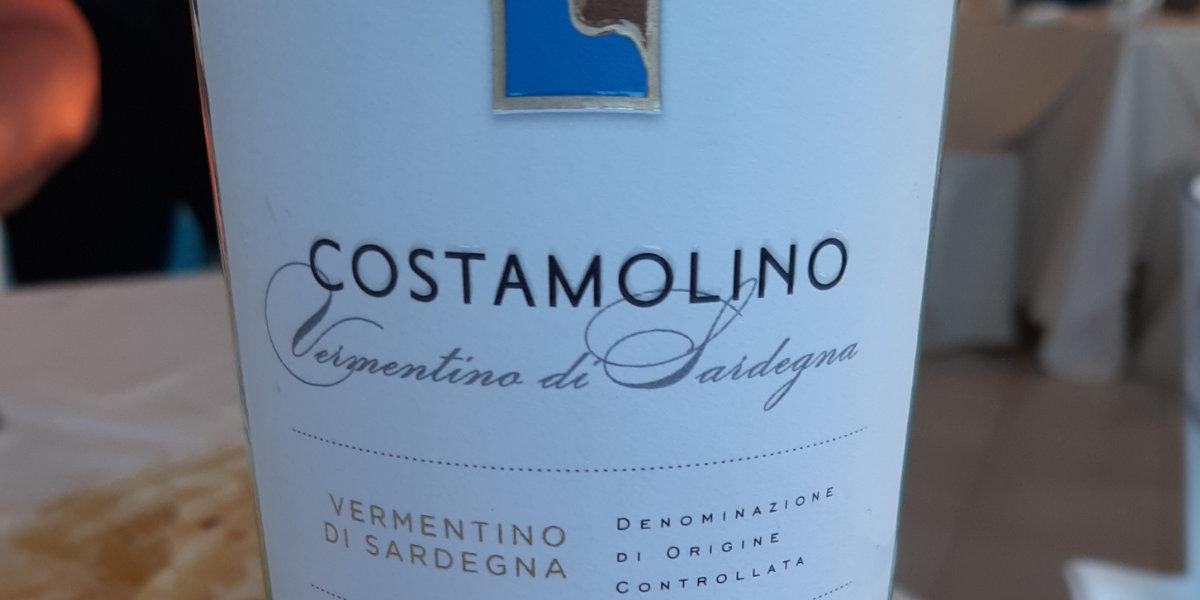 DOC wijn Vermentino di Sardegna