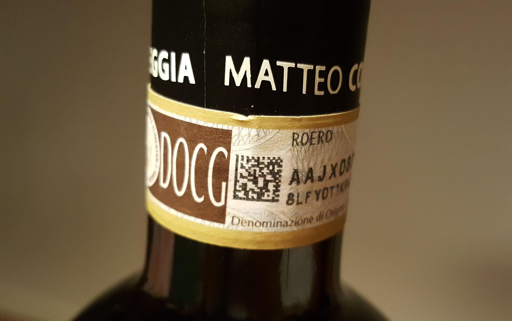 DOCG wijnen